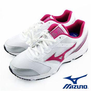 Mizuno MAXIMIZER 18 女慢跑鞋(寬楦) K1GA161359