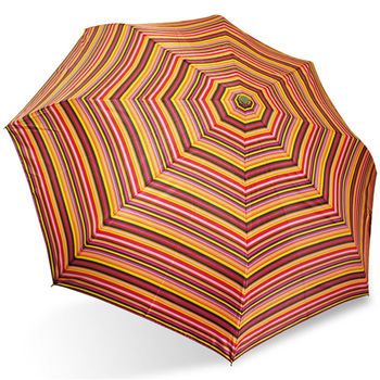 rainstory雨傘-華麗彩條抗UV個人自動傘