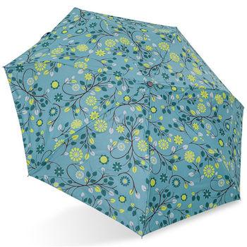 rainstory雨傘-韓彩花漾抗UV個人自動遮陽傘