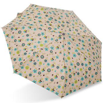 rainstory雨傘-風潮花漾抗UV個人自動遮陽傘