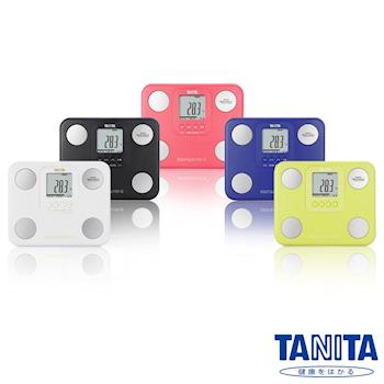 【日本TANITA】七合一羽量輕巧體組成計(體脂計)_BC751(五色任選)