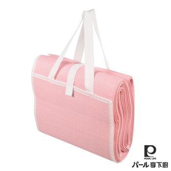 【日本Pearl Life】野餐墊-粉紅