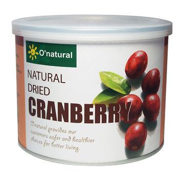 歐納丘天然整顆蔓越莓乾210g