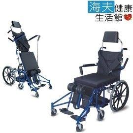 【海夫健康生活館】站立式輪椅