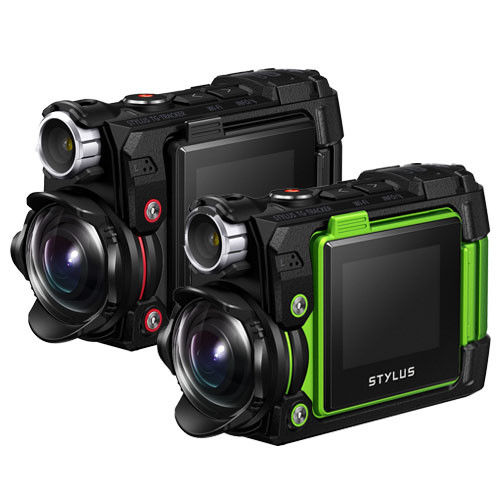 OLYMPUS TG-Tracker 運動型攝影機(公司貨)