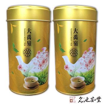 【名池茶業】純手工摘採大禹嶺居雲茶 150克x6件