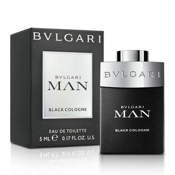 Bvlgari寶格麗 當代冰海男性古龍淡香水小香(5ml)