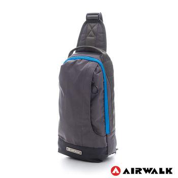 【美國 AIRWALK】灰色地帶 走跳系列多功能腰包 - 自由灰