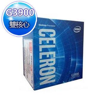 Intel 英特爾 Celeron G3900 中央處理器