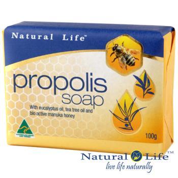 澳洲Natural Life 蜂膠深層淨化潔膚皂100g