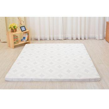 LooCa極易眠乳膠釋壓床墊-單人