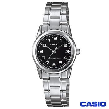 CASIO卡西歐 時尚休閒女性腕錶 LTP-V001D-7B
