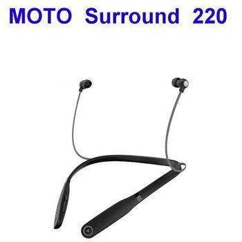 【MOTO】Surround 220 後頸式立體聲藍牙耳機