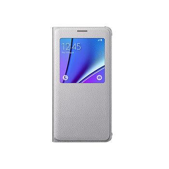 SAMSUNG GALAXY Note5 S View 原廠透視感應皮套 (盒裝-台灣代理商)