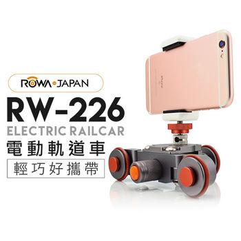 ROWA RW-226 電動軌道車