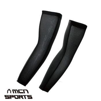 【韓國MCN】全功能 壓縮/涼感袖套(黑色)