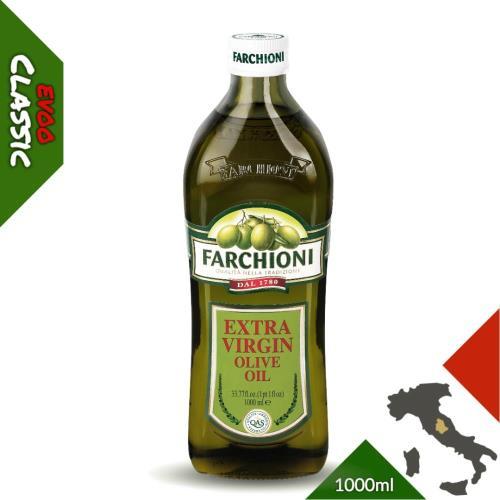 【法奇歐尼】頂級經典冷壓初榨橄欖油 1000ml/瓶
