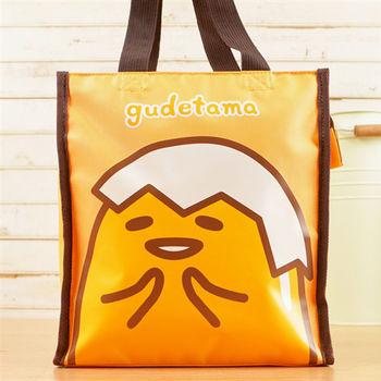 蛋黃哥 直式便當袋/手提袋