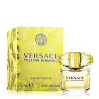 Versace 凡賽斯 香愛黃鑽女性淡香水小香 ^#40 5ml ^#41