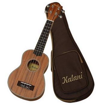 【Kalani 巴西品牌】21吋 相思木烏克麗麗 Ukulele