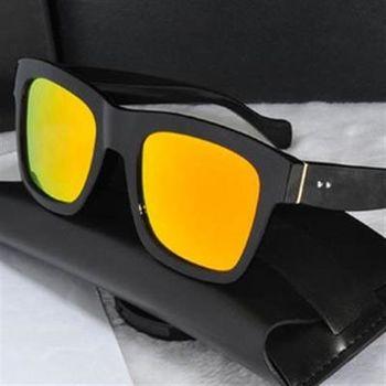 【米蘭精品】太陽眼鏡偏光墨鏡簡單有型獨特魅力男女款6色