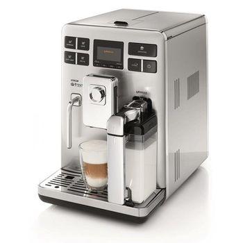 買就送-【PHILIPS 飛利浦Saeco Exprelia】全自動義式咖啡機HD8856