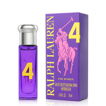 Ralph Lauren Polo Big Pony#4女性淡香水小香(10ml)
