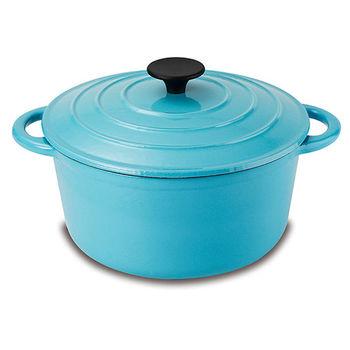 鍋寶歐風琺瑯鑄鐵鍋特別限定組