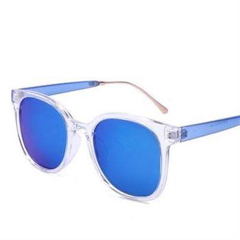 【米蘭精品】太陽眼鏡偏光墨鏡時尚透明糖果色系男款4色