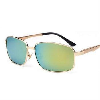 【米蘭精品】太陽眼鏡偏光墨鏡簡約商務型男紳士男款6色