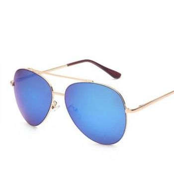 【米蘭精品】太陽眼鏡偏光墨鏡經典雙樑潮流設計男款6色