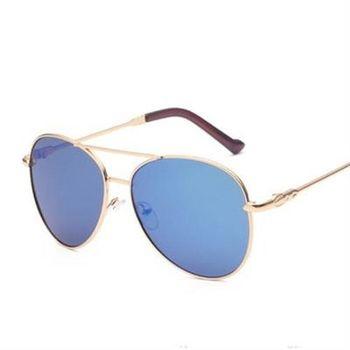 【米蘭精品】太陽眼鏡偏光墨鏡百搭雙樑經典造型男款5色