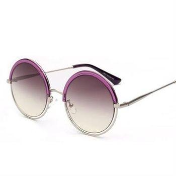 【米蘭精品】太陽眼鏡偏光墨鏡半金屬鏤空鏡框男款6色