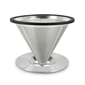 Driver 立式不銹鋼濾杯1-2cup