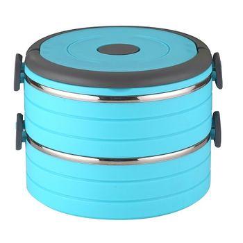 韓國NEOFLAM不鏽鋼304保溫餐盒(3入)