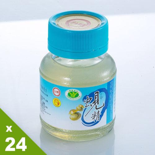 【台糖】原味蜆精24入十雄蜂精6入(共30瓶)