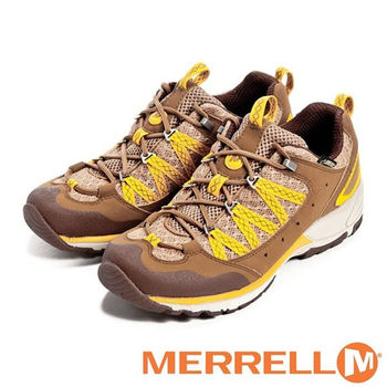 MERRELL 防水透氣多功能運動女鞋AVIAN LIGHT系列-棕