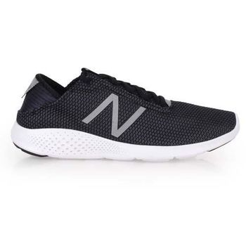 【NEWBALANCE】VAZEE COAST 男慢跑鞋-D- 慢跑 N字鞋 黑銀