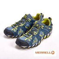 MERRELL水陸兩棲 溯溪鞋WATERPRO MAIPO男鞋 ^#45 藍