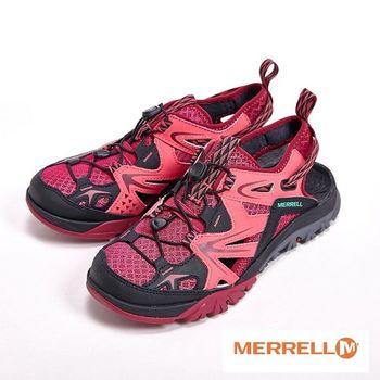 MERRELL CAPRA RAPID 運動鞋 女鞋-紅