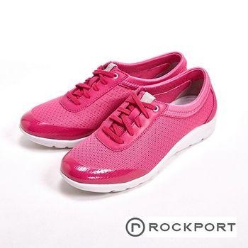 Rockport TRUWALKZERO II零重力勁走透氣休閒女鞋-粉(另有紫、藍)
