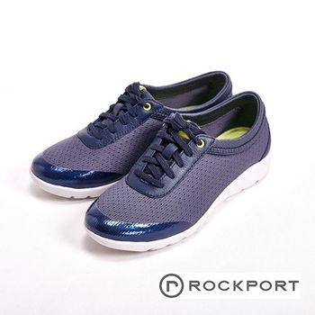 Rockport TRUWALKZERO II零重力勁走透氣休閒女鞋-藍(另有紫、粉)