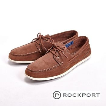 ROCKPORT 2016春夏新款 可機水洗系列 男鞋-棕(另有深藍)