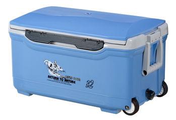 摩登休閒冰桶附輪-32L(買就送冰磚保冷劑2個)