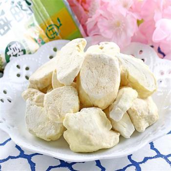 【愛上新鮮】100%金枕頭榴槤果乾8包