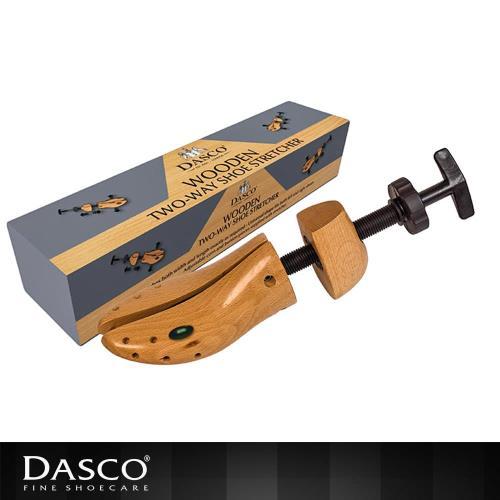 【鞋之潔】英國伯爵DASCO1632原木女鞋楦鞋器 減少鞋子過緊造成夾腳和不舒服感 贈皮革軟化劑和護理膏