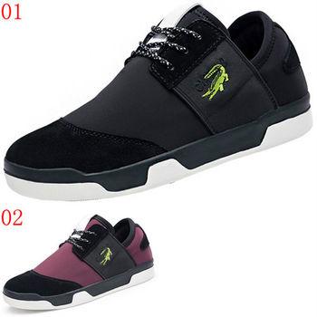 (預購)【CARTELO卡帝樂鱷魚】C1707男鞋潮鞋運動休閒鞋子韓版潮男士英倫風學生滑板鞋(JHS杰恆社)