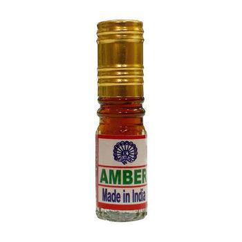 【十相自在】印度原裝進口佛像保養精油-1入(AMBER琥珀)