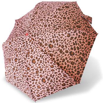rainstory雨傘-粉紅豹紋抗UV降溫自動傘