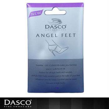 【鞋之潔】英國伯爵DASCO 6119矽膠前掌止滑墊 解決磨擦產生的腳部疼痛